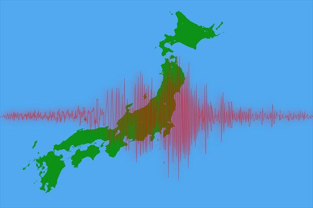 地震の揺れエネルギーは到達してくる過程で、伝わってくる地域の地盤などでも変化します