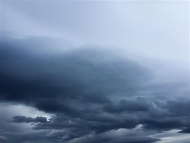 異例の進路を取った台風12号は近畿地方の傷んだ屋根を直撃した
