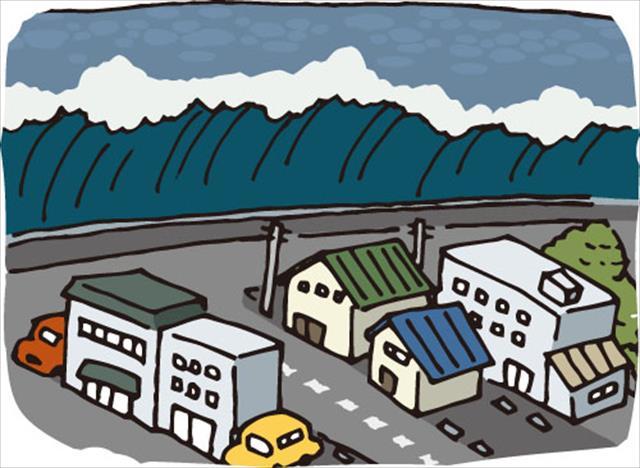 東北南部、上中加越地方に大きな揺れが観測されました。 震源地は日本海とみられ、すでに1mの津波が観測されています。間もなく大きな津波が到達する可能性が高く、沿岸地域の人はいち早く非難してください。
