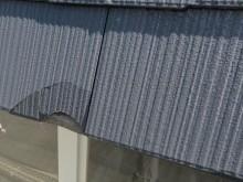 地震の被害が出たカラーベスト