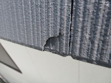 軒先の屋根材が破損すると、原則的には水上の屋根材は全部交換する