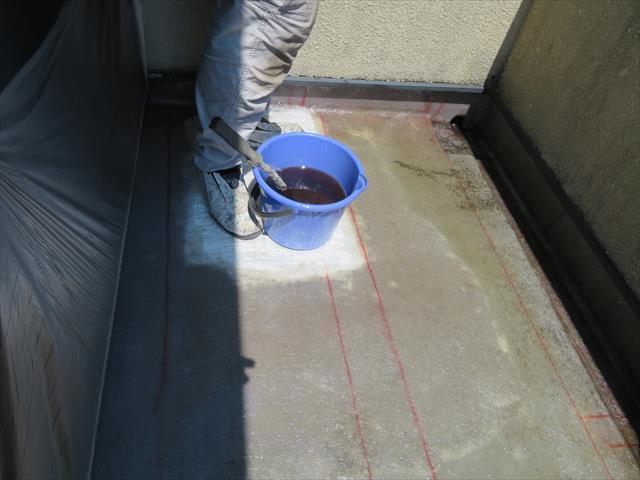 ガラス繊維基材の赤い基準線が2重に入っているのが2PLY仕様の証です