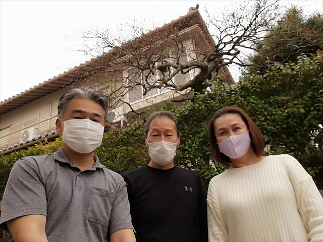 宝塚市のカラーベスト(コロニアル)屋根からの雨漏り修理依頼を頂いたお客様の声