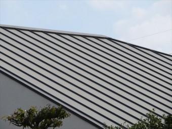 軽くて耐火性がありデザイン性に優れるガルバリウム鋼板