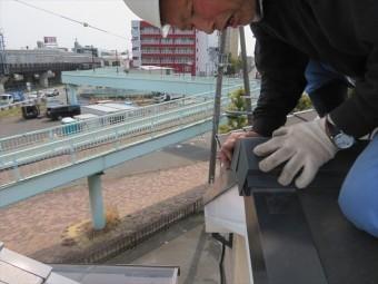 西宮市で屋根工事を担当する街の屋根やさん宝塚店の職人は50年の経験を持つベテラン大工さんです。