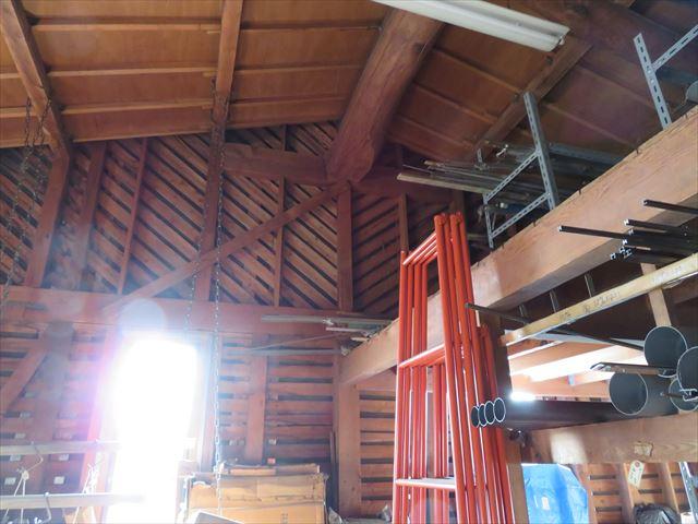 屋根裏(小屋裏)が雨漏りのカギ
