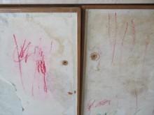 造り付け家具の取っ手が外れてなくしてしまい、子供がクレヨンで落書きをした場合は原状回復義務を負う