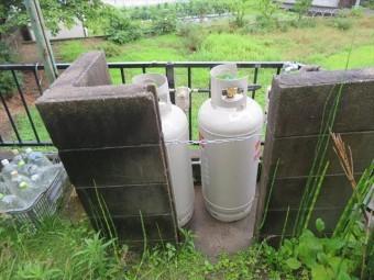 プロパンガスには、災害時でも供給が止まらない大きなメリットがあります。 大阪北部地震でもガス供給が止まらず、お風呂、炊事にも困ることはありませんでした。